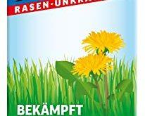 Roundup Rasen Unkrautfrei Konzentrat Spezial Unkrautvernichter zur Bekaempfung von Unkraeutern im Rasen 206x165 - Roundup Rasen-Unkrautfrei Konzentrat, Spezial-Unkrautvernichter zur Bekämpfung von Unkräutern im Rasen mit sehr guter Rasenverträglichkeit, 500 ml für 330 m²